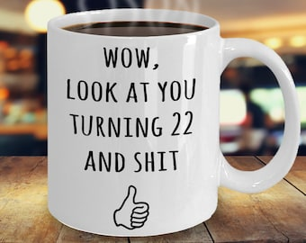 Funny 22nd Birthday Gifts Gift Ideas Idea For Party Bday Gag Joke