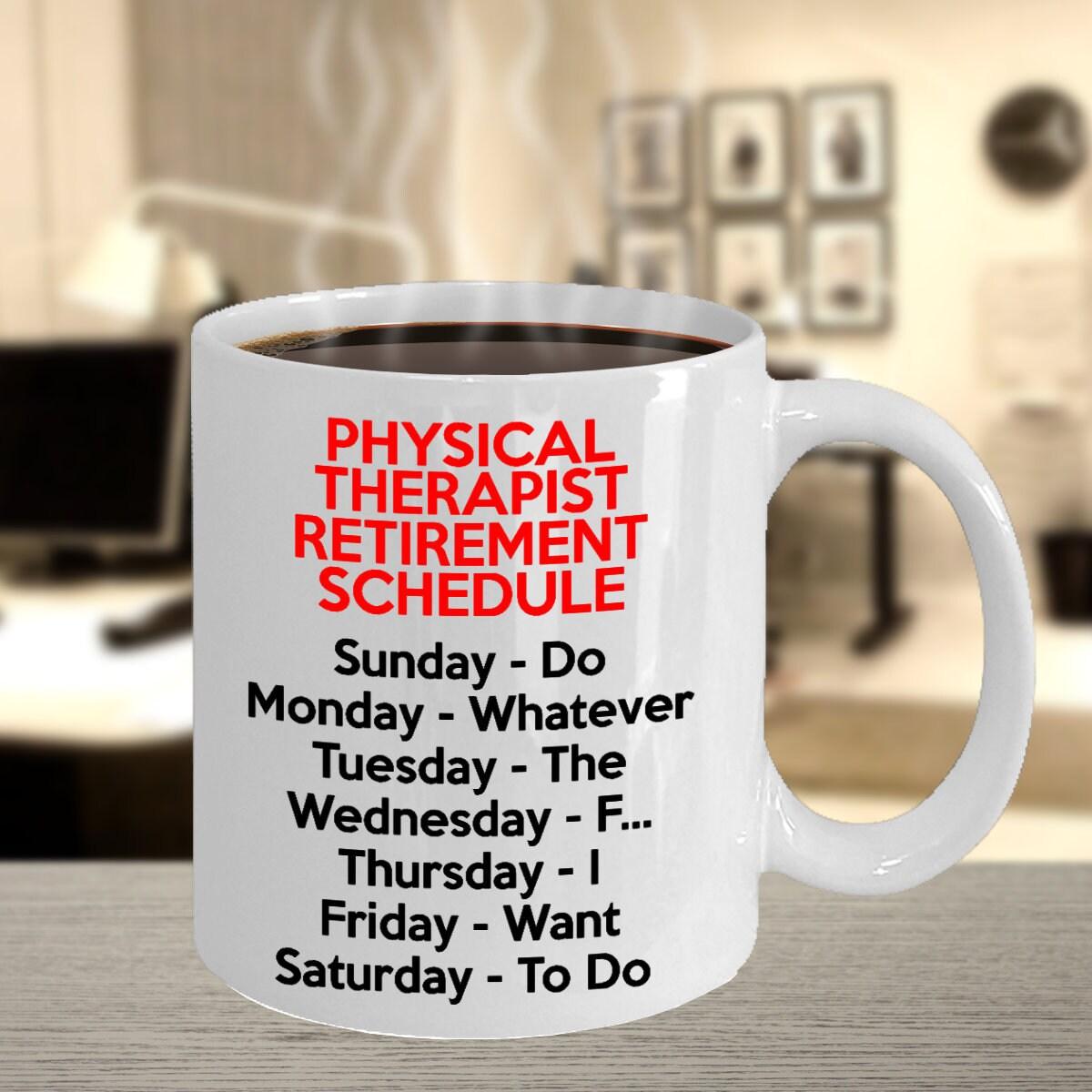 Physiotherapeutin Ruhestandgeschenke lustige Geschenkidee für | Etsy