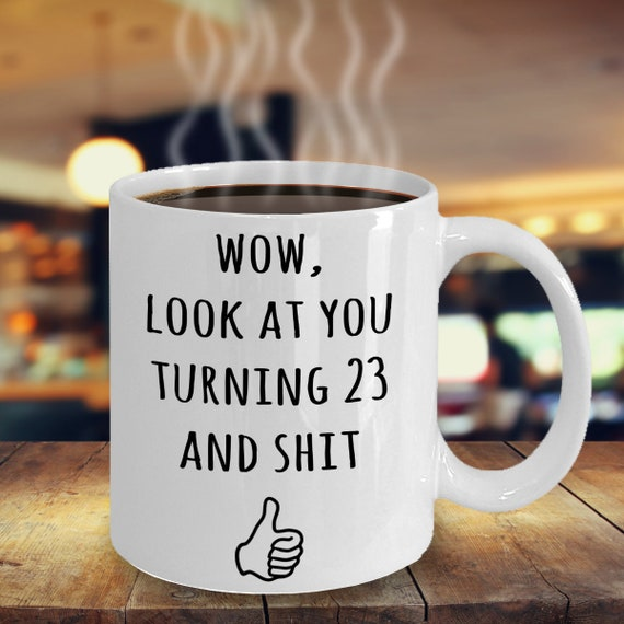Funny 23rd Birthday Gifts Gift Ideas