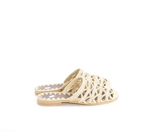 Bast sandals | Etsy