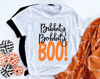 78f01f1c1 Bibbity Bobbity Boo - disney Halloween shirt - Disney shirts - Disney Shirts  for Women - Trendy - unisex