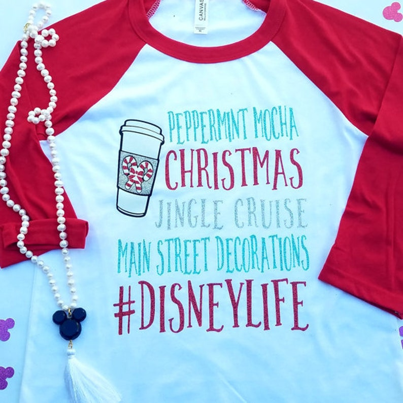b66e45e25 Disney shirts Disney Christmas Shirts Disney Life | Etsy