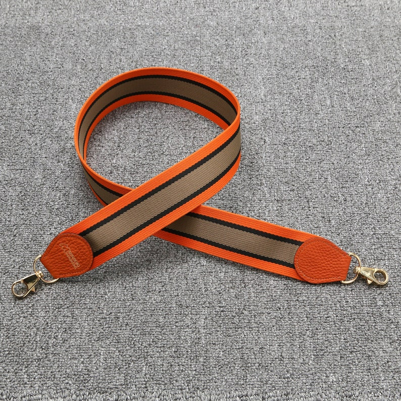 6ab178f4ca Minikiki 2 Triclolr canvas shoulder bags strap Cotton