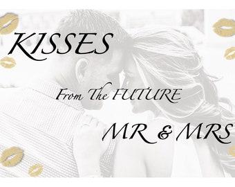 Hershey Kisses Sign