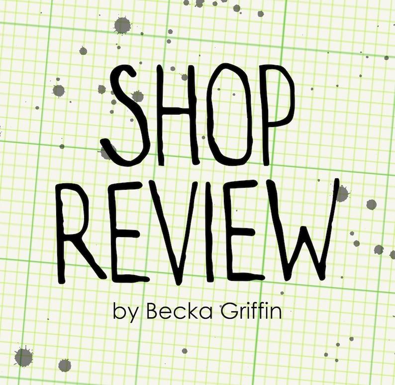 Etsy Shop Review image 0