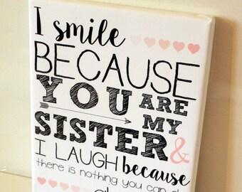 Step Sister Gift Etsy