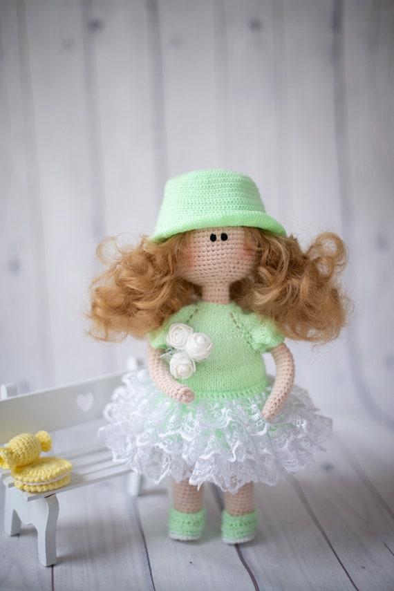 Ravelry: Tilda Doll pattern by Clover Toys   855x570