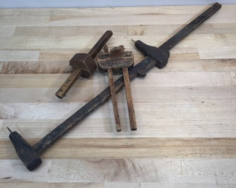 Primitive Cabinetmakers Marking Tools