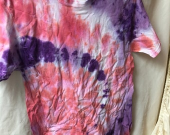 Tie Dyed T-Shirt Adult Medium  (AM-3)