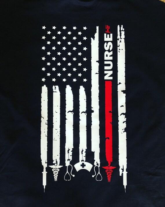 burn nurse Trauma Burn Nurse distressed American flag Ladies custom Nurse zip up Port Authority jacket registered nurse RN sweatshirt gift