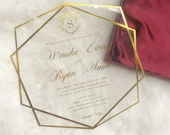 formal invitation etsy