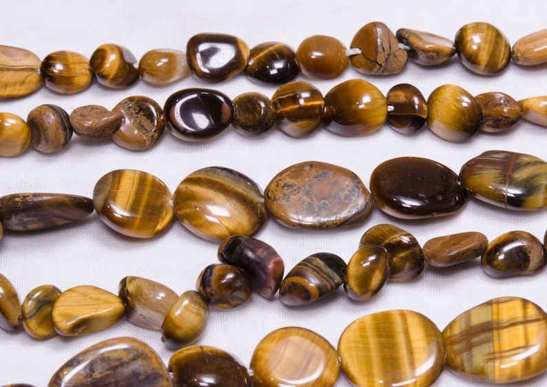 Wholesale Full Strand Natural Gold Tigers Eyes Crystal Quartz beads,Jewelry,Necklace,Pendant,Crystal Necklace,Gift for Her,Gemstone Necklace