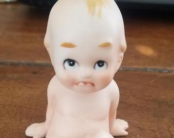 Kewpie Doll Sad