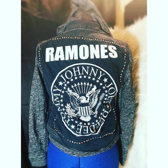 jacket RAMONES Rock baby body