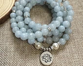 Spiritual mala beads | Etsy