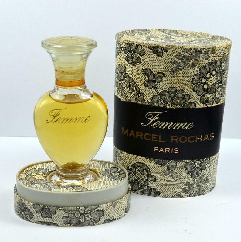 Marcel Womnvn80 Box Femme 30mletsy With Bottle Perfume Rochas N80wyvOmn