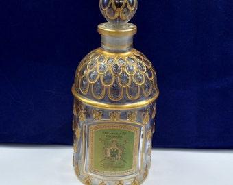 Gold Bee Guerlain Vintage bottle Imperiale Eau de Cologne