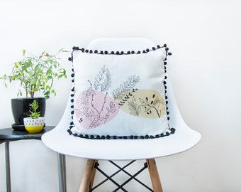 Cushions, illustration, design, home