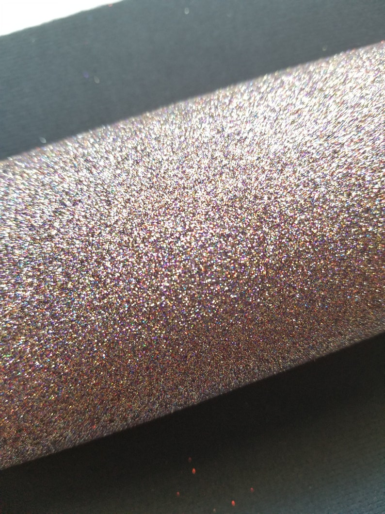 Champagne and brown and colors fine glitter sheets fine glitter sheets faux leather sheets craft supplies bows vegan leather sheets