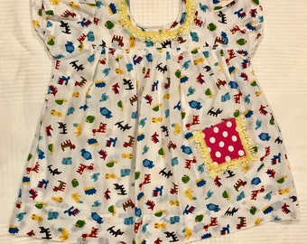 baby dress, frock, summer dress, clothing