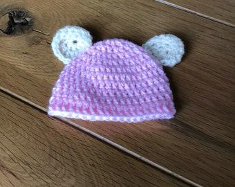 Baby Bear Beanie Hat