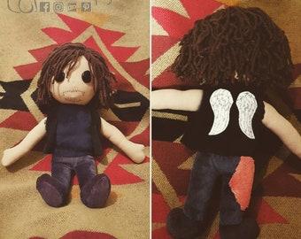 Daryl Plush Doll