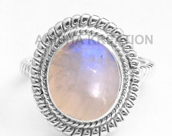 ar4536 Filigree Design Turquoise Oval Shape Gemstone Solid Ring 925 Sterling Silver Handmade Designer Ring Jewelry Size US 7.75