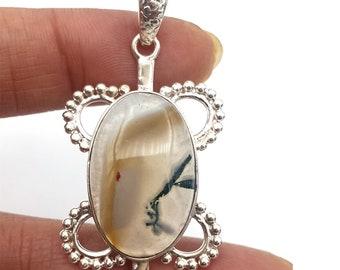Natural Quartz Crystal Stone point Chakra Tortue Gemme Collier Pendentif Cadeau