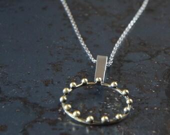 Kybele zodiac necklace