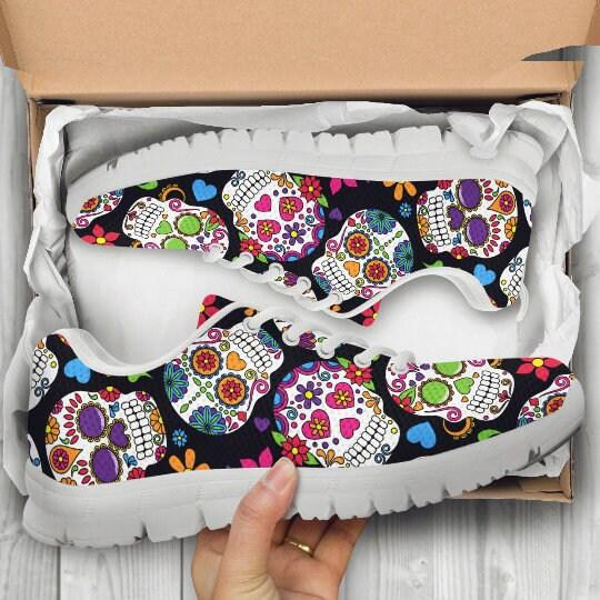 Sugar Skull custom Custom Sneakers, custom sneaker, custom Skull sneaker man, skull shoe, sugar skull shoe, sugar skull, sneaker, sugar skull sneaker db6b58