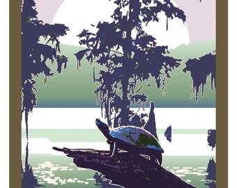 National Natural Landmarks: Wetlands