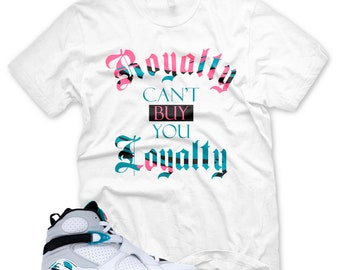 2c12d206 New ROYALTY T Shirt for Jordan 8 Turbo Green South Beach Miami Vice