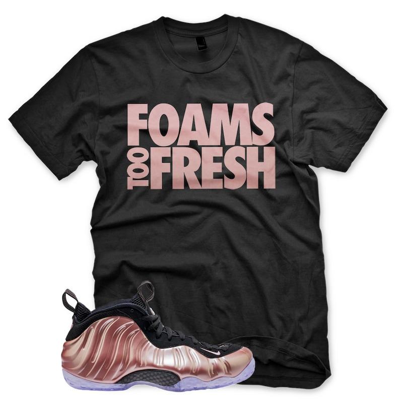 957312bcee3 FOAMS TOO FRESH T Shirt for Nike Elemental Rose Pink