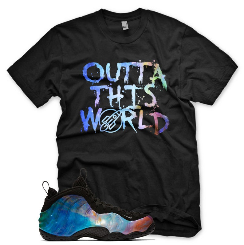 60a4e50f88d OUTTA THIS WORLD T Shirt for Nike Air Alternate Galaxy