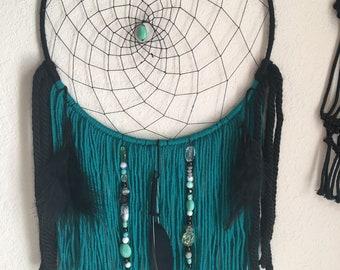 Turquoise Dream Catcher