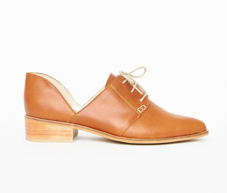 Black Comfort Unique Design Tan Oxford with Laces Loafers STIVALI Sand NYC SALE Leather Shoes