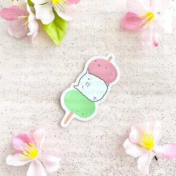Kawaii Vinyl Sticker Paper Sutekka Mika Let/'s Get This Bread Waterproof Vinyl Sticker