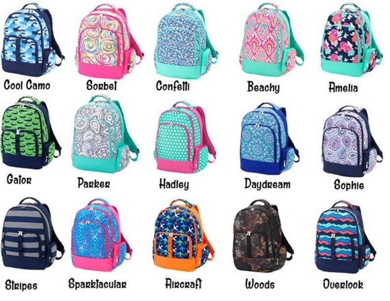 boys backpack Camo backpack Monogrammed bookbag girls monogrammed backpack Back to School Monogrammed Backpack Girls backpack
