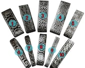 1 Yard Greek key ribbon Tape Border fabric trim Lace Ethnic Trim ,Embellish jacquard ribbon, Jacquard trim, Vintage trim,Sewing supply,684