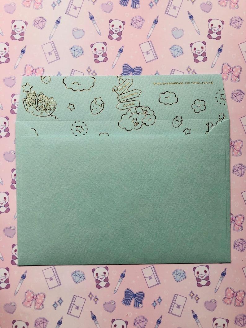 it/'s demo letter set little twin star green