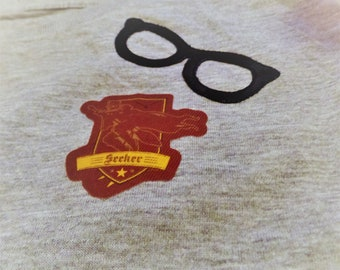 Sweet Lamb 'Harry Potter Chic' Modified Shirt for Kids, boys, girls and Toy Gift