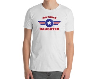 airforce - daughter - airforce daughter - airforce wife - airforce shirt women - military daughter - airforce pilot - air force daughter - a