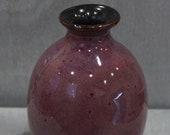 bud vase, hand made ceramic bud vase, gift, vase, miniature vase
