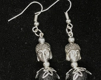 Essential oil diffuser earrings