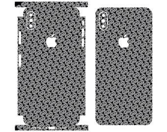 Apple Iphone Xs Max Skin Cut Template For Cng Cuting Etsy