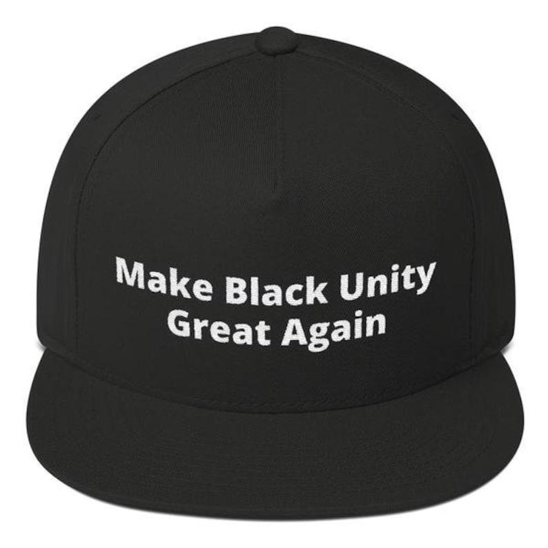 Black Unity Snap Back/ Black Lives Matter/Black Power/Black Unity/African  American/Hip hop/Civil Rights/HBCU/African American/Kemetic/NYC
