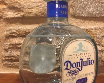Don Julio Bottle Etsy