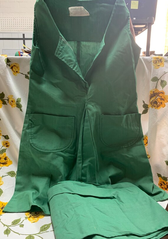 Vintage Girl Scout Dress and Pants
