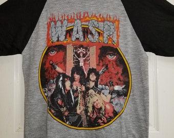W.A.S.P. Tour shirt 1984-85