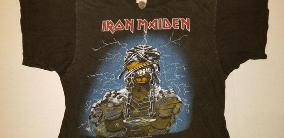 """Iron Maiden """"America Slavery Tour"""" 1984-1985 Tour"""